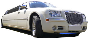 Limousine hire in Ryde. Hire a American stretched limo from Cars for Stars (Portsmouth)
